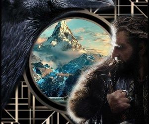 hobbit, middle earth, and erebor image