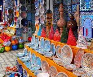 tunisia, سياحة, and nabeul image