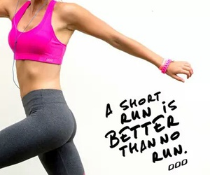 run, workout, and fitness image