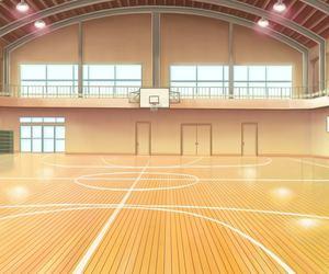 anime, sport, and Basketball image