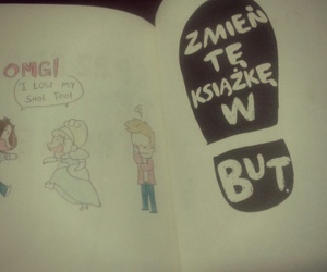 art, wreck this journal, and cinderella image
