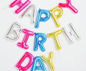 birthday, girl, and happy image