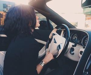 kylie jenner, car, and jenner image