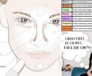 makeup, spanish, and aprendiendo image