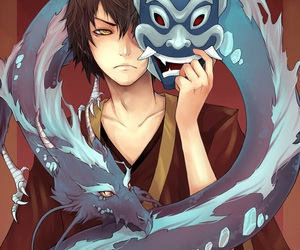 zuko, anime, and avatar the last airbender image