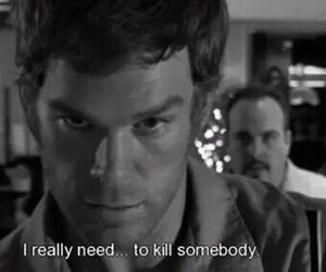 Dexter, dexter morgan, and kill image