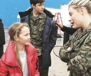 humanity, nick robinson, and the 5th wave image