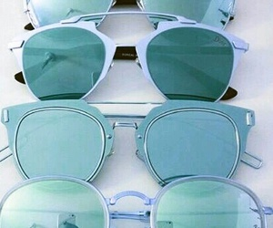 sunglasses and Sunny image