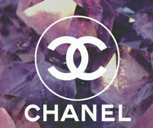 chanel, purple, and ❤ image