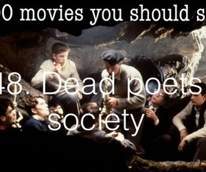 amazing, cry, and dead poets society image
