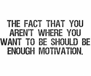 motivation and quote image