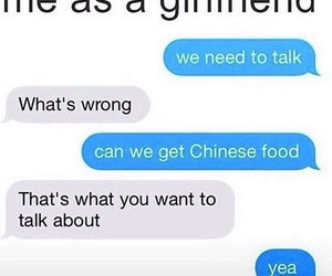 funny, girlfriend, and Relationship image