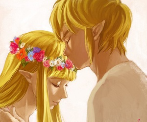 link, zelda, and the legend of zelda image