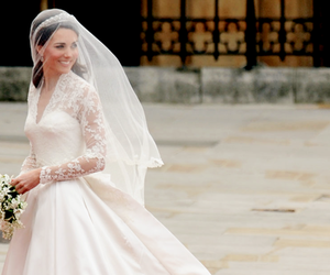 kate, wedding, and kate middleton image