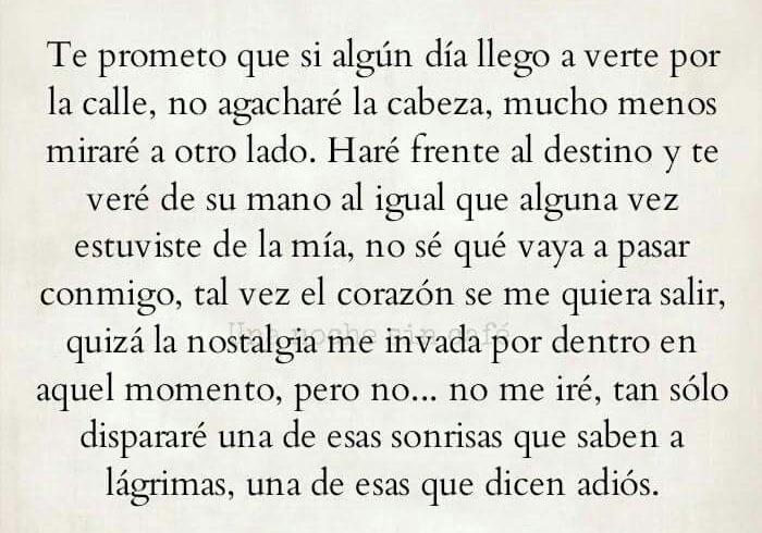 Adios Amor Frases En Espanol Textos On We Heart It
