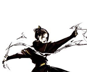 azula, avatar, and the last airbender image
