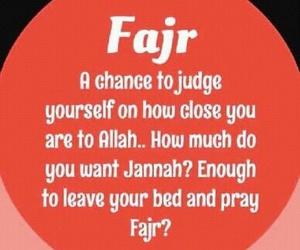 fajr, islam, and prayer image