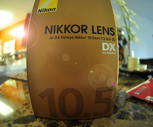 fisheye, lens, and nikon image