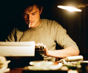on the road and sam riley image