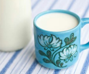 blue, milk, and cup image