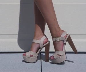 heels, high, and high heels image