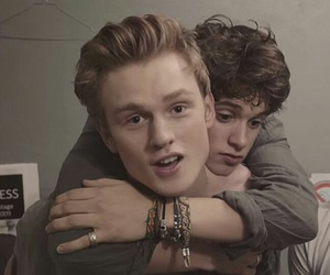 the vamps, tristan evans, and tradley image