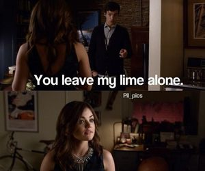 alone, pll, and ezra image