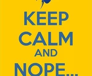 keep calm, dory, and nemo image