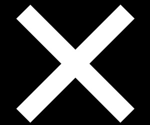 black and white, x, and the xx image