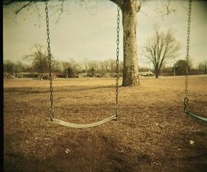 old, swing, and vintage image