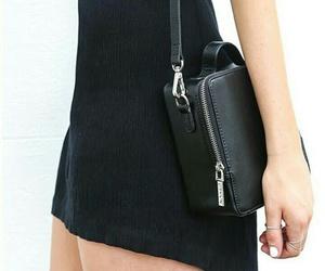 accesories, black, and minimalist image