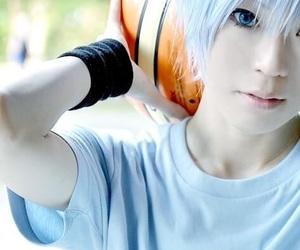 anime, boy, and cosplay image