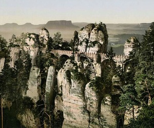 germany, landscapes, and magic image