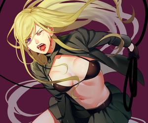 anime, girl, and noragami image