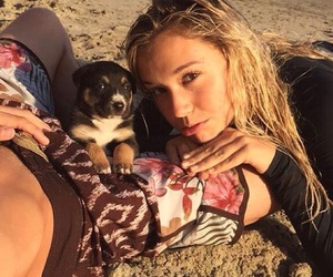 puppy and alexis ren image