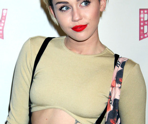 fashion, style, and miley image