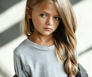 beauty, kid, and model image