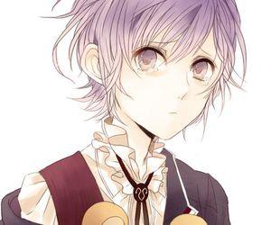 anime, diabolik lovers, and kanato image