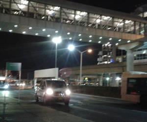 airport, JFK, and cold image