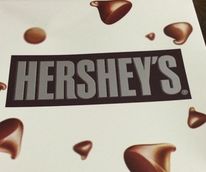 chocolate, delicious, and hershey image