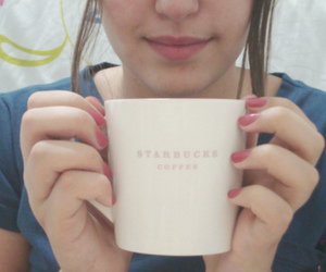 caneca, coffee, and nails image