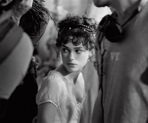 keira knightley, pride and prejudice, and movie image