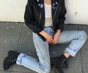 grunge, outfit, and alternative image