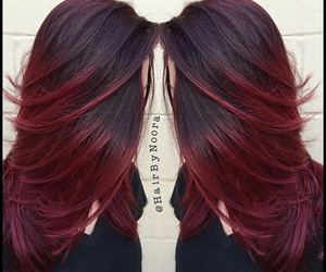 goals, hair, and red hair image