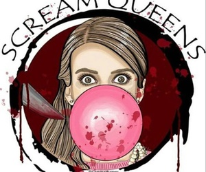 art and scream queens image