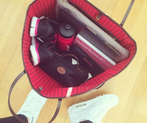 essentials, gym, and Louis Vuitton image