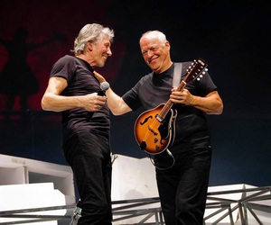 david gilmour, history, and legend image