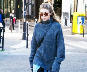 fashion, street style, and gigi image