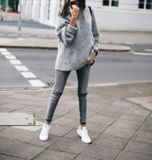 colors, jeans, and style image