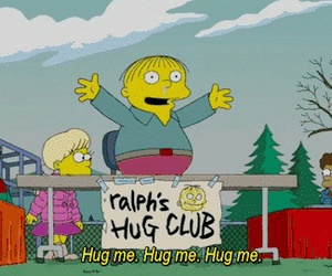lol, the simpsons, and ralph image